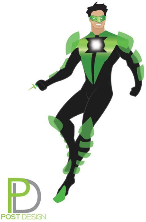 coloriage green lantern gratuit 224 imprimer