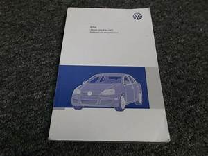 2007 Volkswagen Jetta Owner Operator User Guide Manual