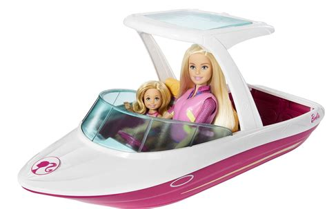 Barbie Ocean Boat by Barbie Dolphin Magic Ocean View Boat Playset Includes
