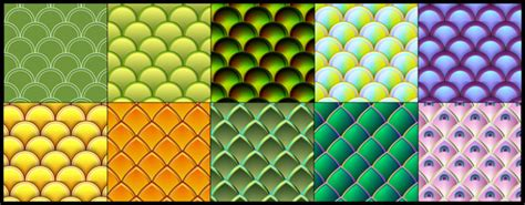 fish scale patterns textures backgrounds images