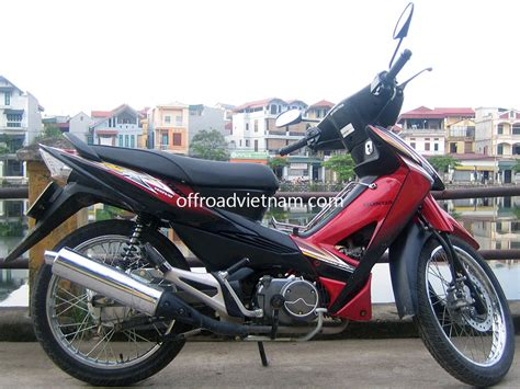 Honda Wave Rs 100cc Rental In Hanoi