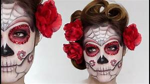 Dead Doll Face Painting Makeup Tutorial