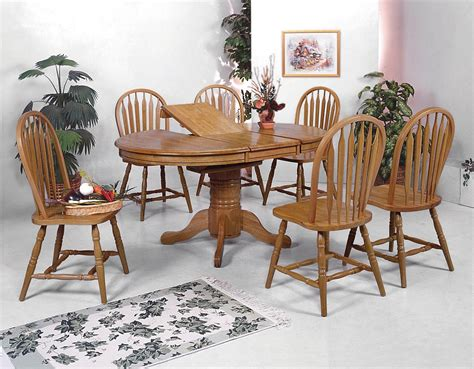 Amazing Solid Oak Dining Room Chairs Solid