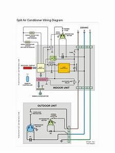 Split Air Conditioner Wiring