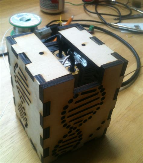 arduino pcr thermal cycler     steps