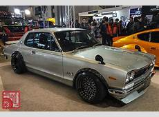 EVENTS Tokyo Auto Salon, Part 01 — Old School Cool