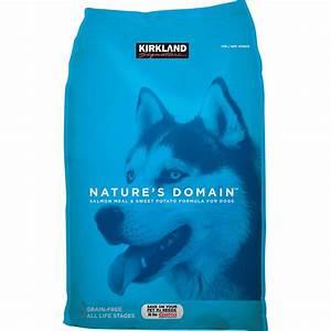 kirkland signature nature39s domain salmon meal sweet With costco senior dog food