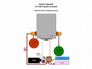 Anotheer Solenoid Starter Relay Question But This Time