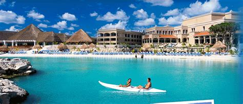 moon palace cancun mexico  theredone  pinterest