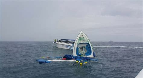 Speed Boat Crash Youtube by Investigation Into Fatal Speedboat Crash Off Phuket Still