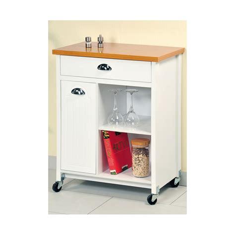 meubles cuisine blanc desserte de cuisine blanc avec rangement meuble de
