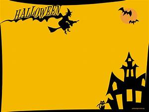 Halloween Border Powerpoint – Festival Collections