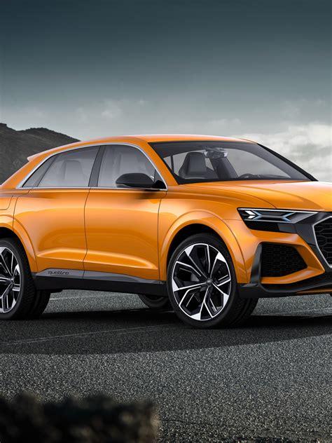 wallpaper audi q8 sport concept cars geneva motor show