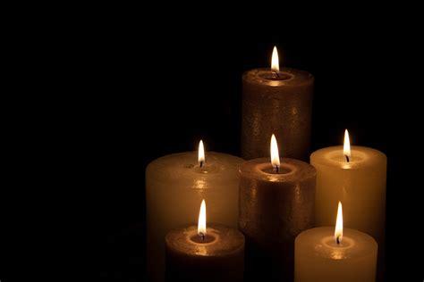 Glowing, Group, Night, Dark, Celebration