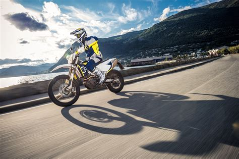 2016 Husqvarna 701 Enduro Is Here, Ready To Rip The Off