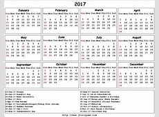 Indian Calendar 2017 With Holidays And Festival Beautiful