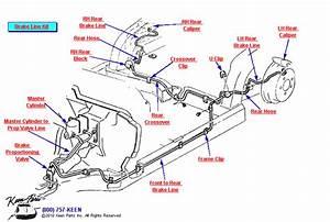 1997 Ford F150 Rear Brake Line Diagram