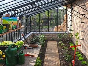 Construire Une Serre Pas Cher : serre de jardin en fer forg dbg classics ~ Premium-room.com Idées de Décoration