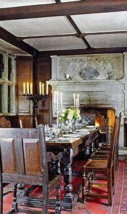 Look Inside Jane Seymour's Romantic English Manor ...