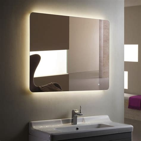 Small Illuminated Bathroom Mirrors by Illuminated Bathroom Mirrors