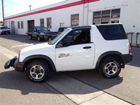 rally tops quality hardtop  chevy tracker