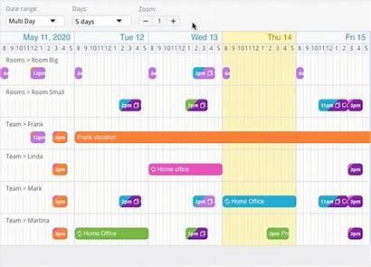 Timeline Calendar Days Increase Weeks Level
