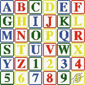alphabet cross stitch patterns free browse patterns With needlepoint alphabet letters