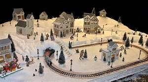 Village De Noel Miniature : chez marius village miniature de no l fabriqu par l 39 impro de la c te des vignes de doullens ~ Teatrodelosmanantiales.com Idées de Décoration