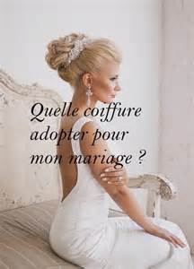 Chignon De Mariage 2016