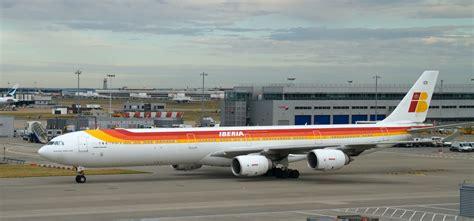 File:Iberia Airbus A340 600Wikimedia Commons