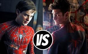 Which is Better? Spider-Man vs. The Amazing Spider-Man ...