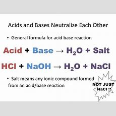 Calculating The Ph Of A Resulting Solution  Neutralisation Reaction Youtube