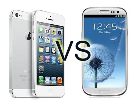 galaxy s4 vs iphone 5s report galaxy s4 outclassed by iphone 5s sales 2326