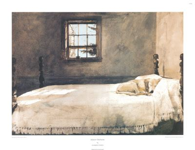 """""""master Bedroom"""" By Andrew Wyeth « The Poetphotographer"""