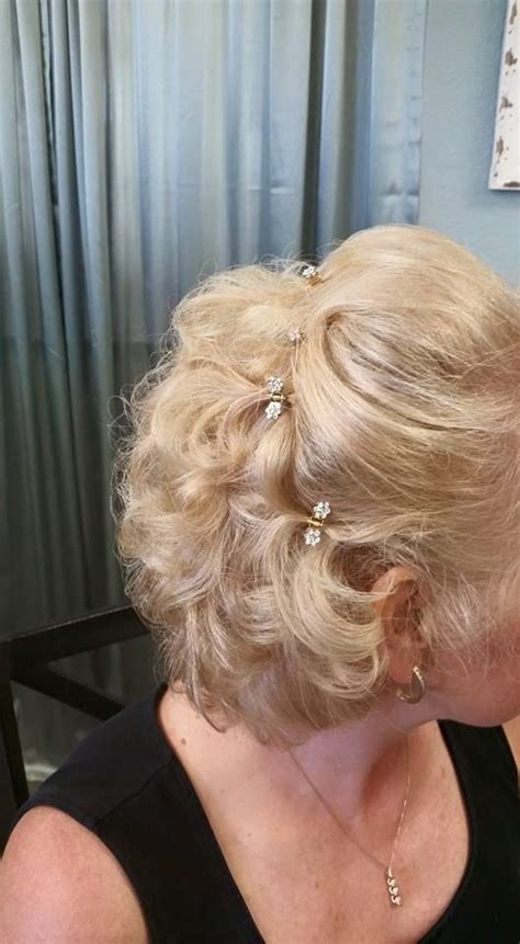 Updo Hairstyles For Weddings For Of Groom by Of The Hairstyle By Melony Terry