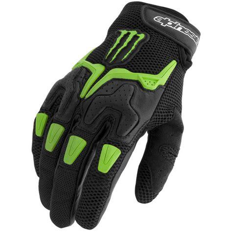 monster motocross gloves alpinestars m20 air monster energy motorcycle gloves