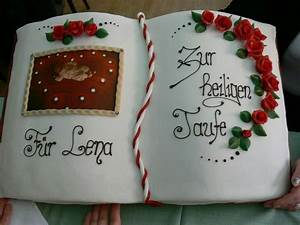 Kuchen Zur Taufe : buch zur taufe kuchen torten kuchen torten und zur taufe ~ Frokenaadalensverden.com Haus und Dekorationen