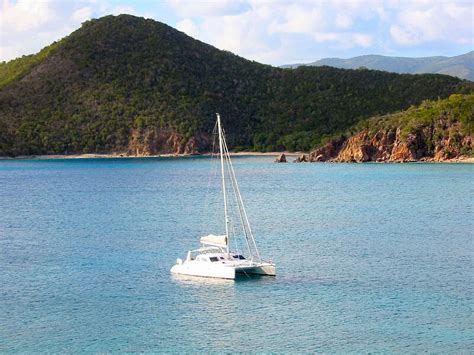 Frenk Catamaran Bvi by Paticat In The Virgin Islands