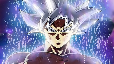 goku mastered perfect ultra instinct dragon ball super
