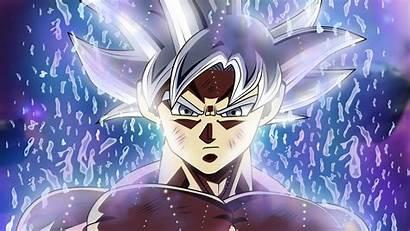 Goku Instinct Ultra Dragon Ball Mastered Super