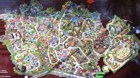 zoo amneville map mono amneville zoos
