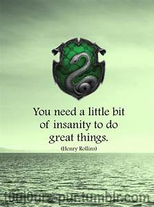Slytherin quotes   Tumblr
