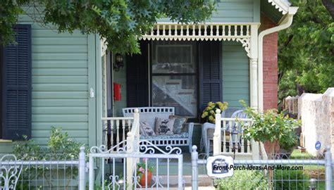 fredericksburg texas texas hill country front porch ideas