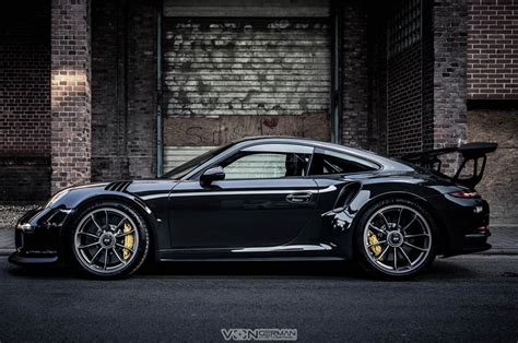 porsche gt3 gray epic edo porsche 991 gt3 rs in slate grey