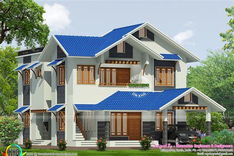 House Plan By Bhavanam Engineers & Designers  Kerala Home