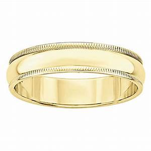 mens 10k gold wedding band jcpenney With jcpenney wedding rings men