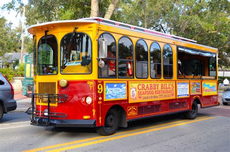 Safety Harbor Jolley Trolley Service Starts Today - Safety ...
