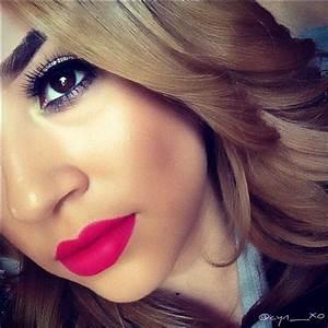 Beliebteste Mac Lippenstifte : pingl par leila ness sur hair beauty pinterest maquillage astuces makeup maquillage et ~ Frokenaadalensverden.com Haus und Dekorationen