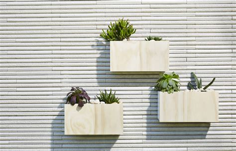 Wall Planter Box by Wall Planter Boxes