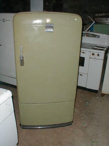 frigidaire antique appliances